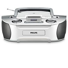 AZ1123W/12  CD-soundmachine