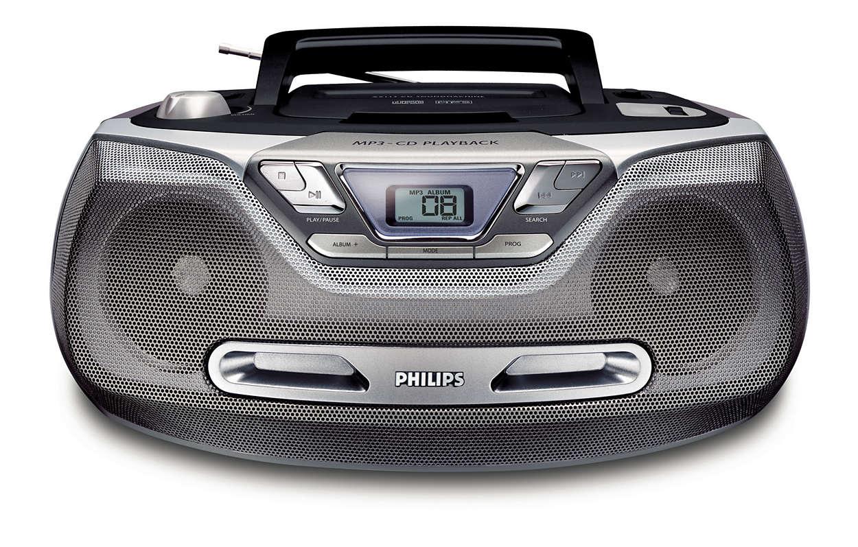 Élvezze MP3 zenéit