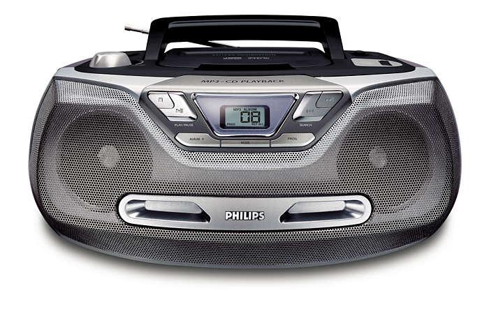 Lyssna på din MP3-musik