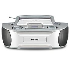 AZ1133/12  CD-soundmachine