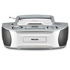 AZ1133/78  Reproductor de CD
