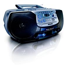 AZ1220/00C  CD Soundmachine -soitin