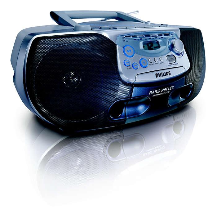 超重低音加強系統