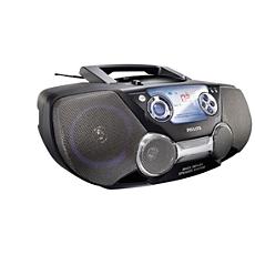 AZ1300/00 -    CD радиокасетофон