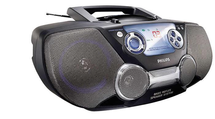 Ψηφιακό ραδιόφωνο με προεπιλογές