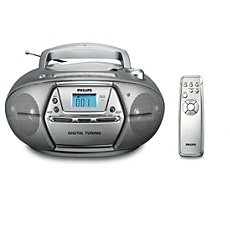 AZ1302/98  CD Soundmachine