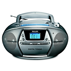 AZ1303/37  CD Soundmachine