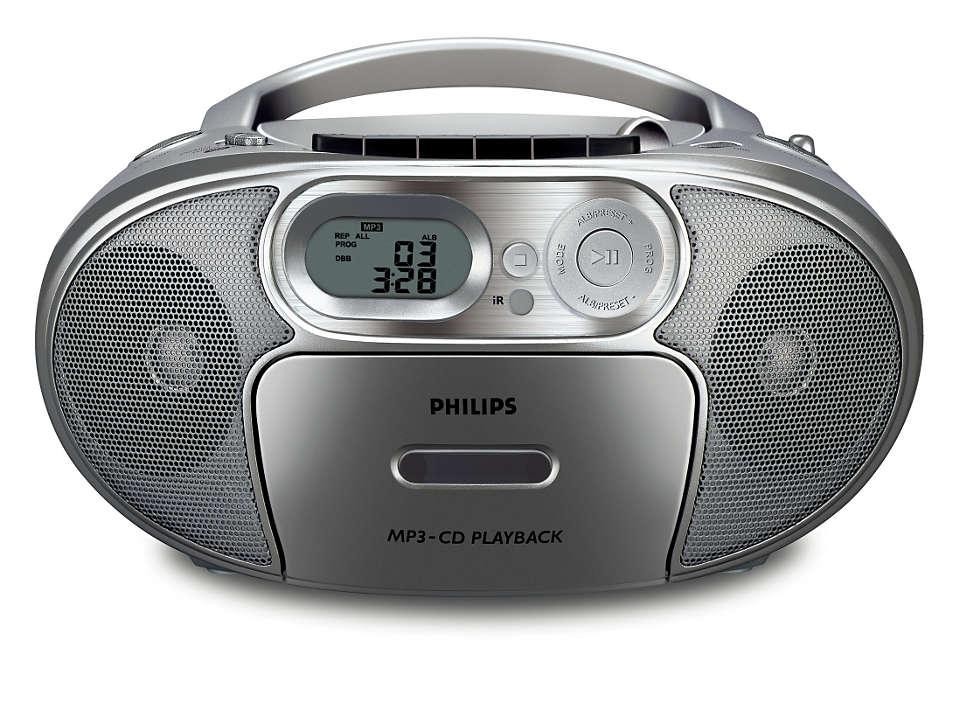 완벽한 MP3-CD 감상