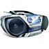 Philips CD Soundmachine AZ1310 with Dynamic Bass Boost