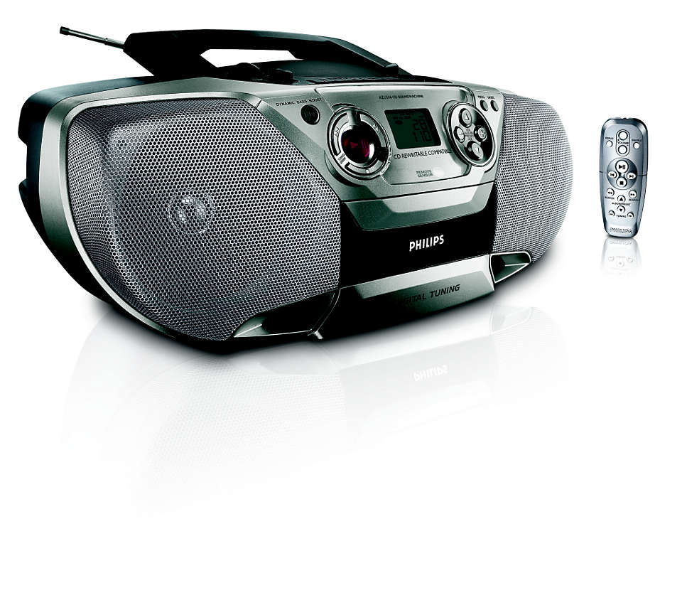Tout-en-un, musique MP3 époustouflante