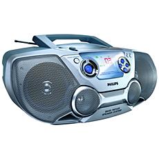 AZ1325/17 -    Soundmachine CD