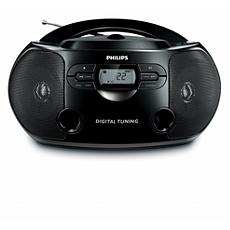 AZ1326/12 -    CD Soundmachine