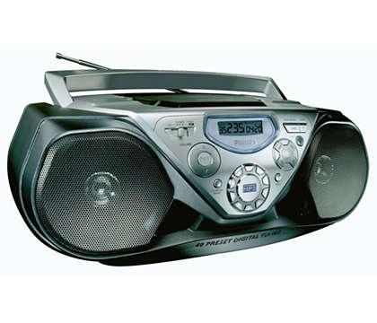 Přehrávání formátu MP3-CD