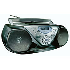 AZ1538/00C -    Ηχοσύστημα με CD