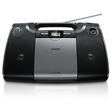 AZ1627/12  CD-soundmachine