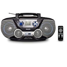 AZ1826/12  CD-soundmachine