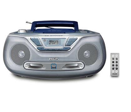 Převeďte si své oblíbené disky CD do formátu MP3