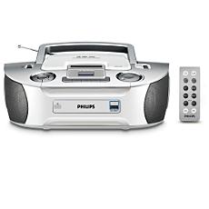 AZ1836W/85  CD Soundmachine