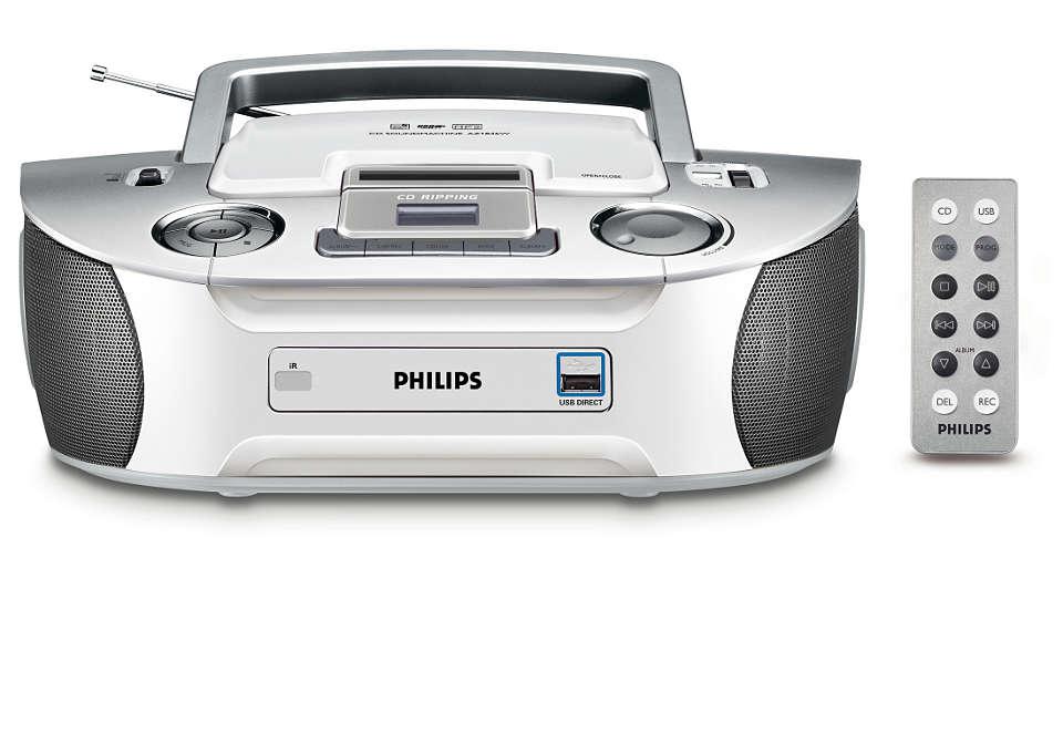 Pasa tus CDs preferidos a MP3