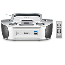 AZ1836W/85 -    CD Soundmachine