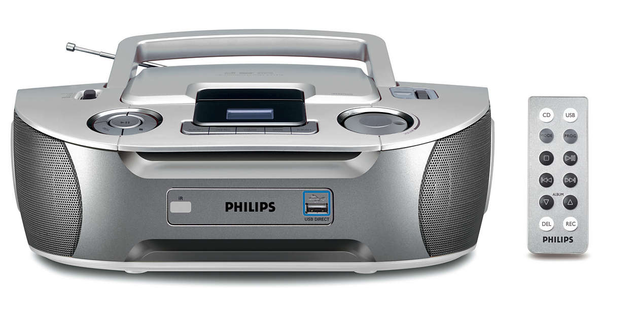 CD Soundmachine AZ1836/98   Philips