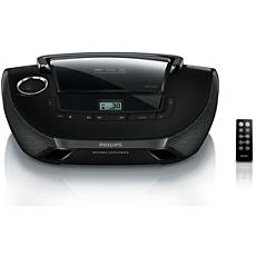 AZ1837/73  CD Soundmachine