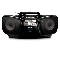 AZ1845/55  CD Soundmachine