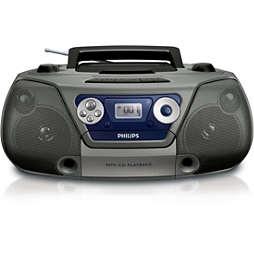 جهاز صوت CD
