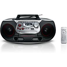 AZ1856/61  CD 음향 기기