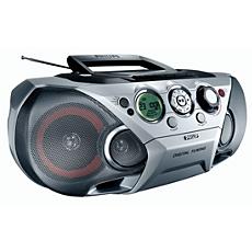 AZ2060/00C -    CD-soundmachine