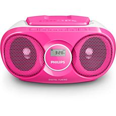 AZ215C/12 -    CD Soundmachine