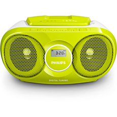 AZ215G/12  CD Soundmachine -soitin