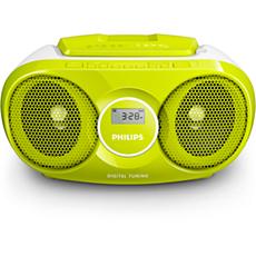 AZ215G/12 -    CD skaņas iekārta