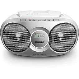 CD радиокасетофон