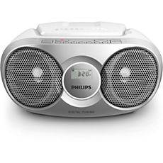 AZ215S/12 -    CD Soundmachine