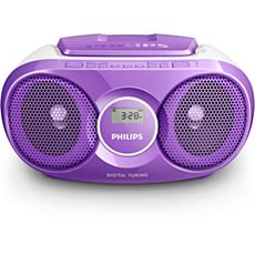 AZ215V/12  CD Soundmachine