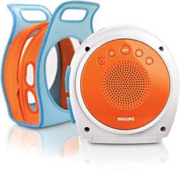 CD skaņas iekārta