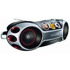 AZ2535/00C  CD Soundmachine -soitin