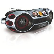 AZ2537/00C -    CD-soundmachine