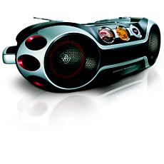 AZ2537/17  CD Soundmachine