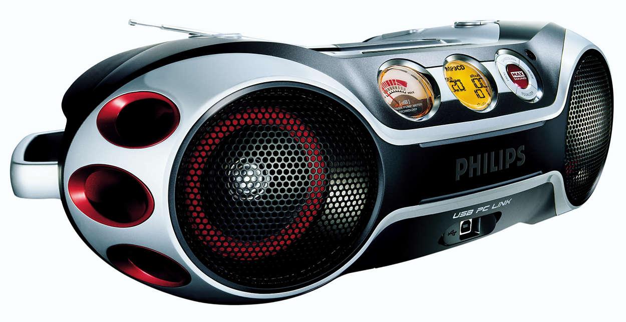 Dálkové ovládání hudby MP3 z PC