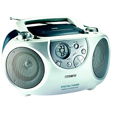 AZ3012/00C  CD-soundmachine