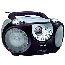 AZ3013/00C -    CD-soundmachine