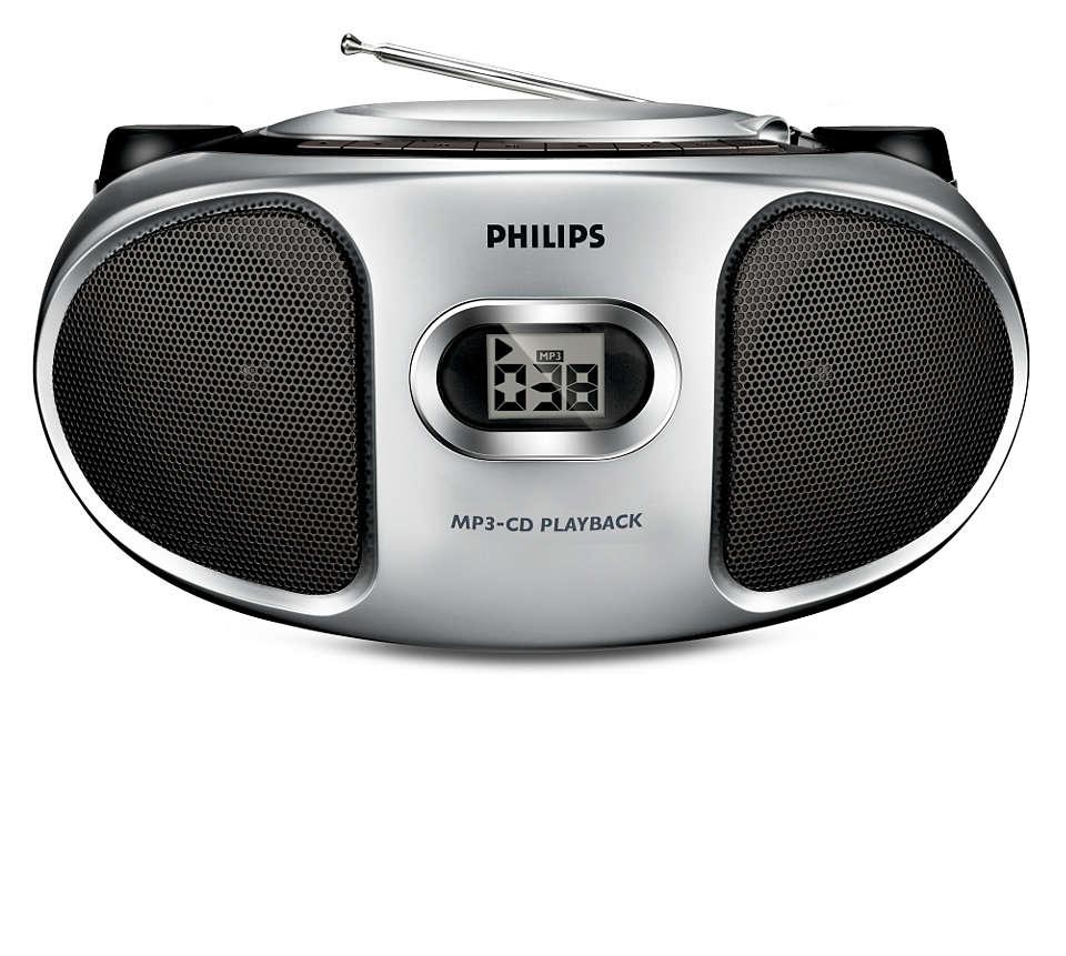Disfruta de tu música MP3