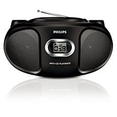 AZ302/12  CD Soundmachine