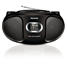 AZ302/12  CD Soundmachine -soitin
