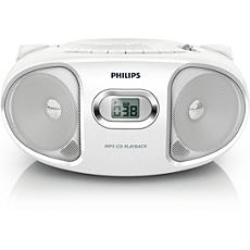 AZ305W/12  CD skaņas iekārta