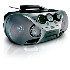 AZ3067/00C -    CD Soundmachine -soitin