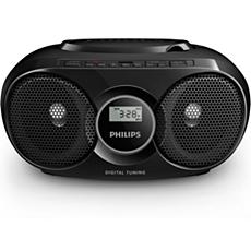 AZ318B/12 -    CD радиокасетофон