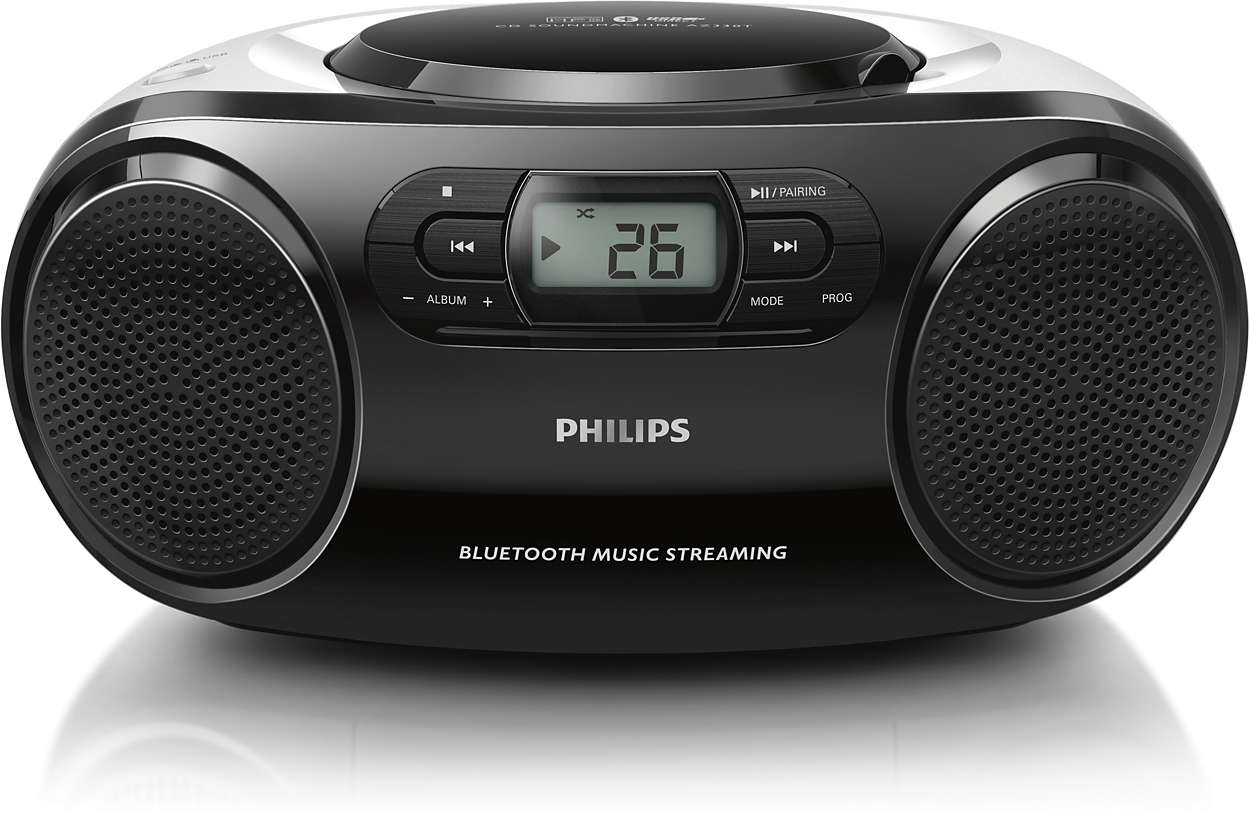 lecteur de cd az330t 12 philips. Black Bedroom Furniture Sets. Home Design Ideas